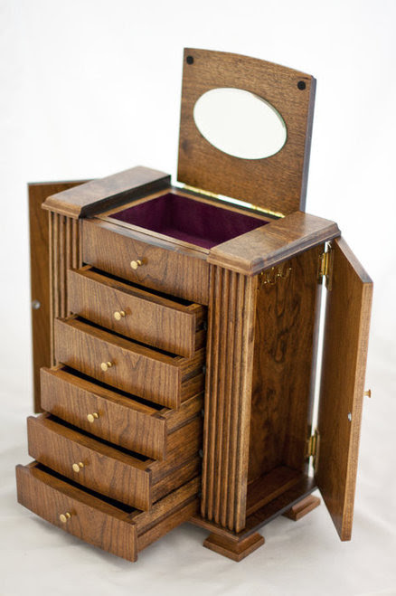 Woodworking Plans For Jewelry Boxes Easy Woodworking Projects For