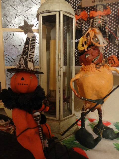 halloween sweet potato