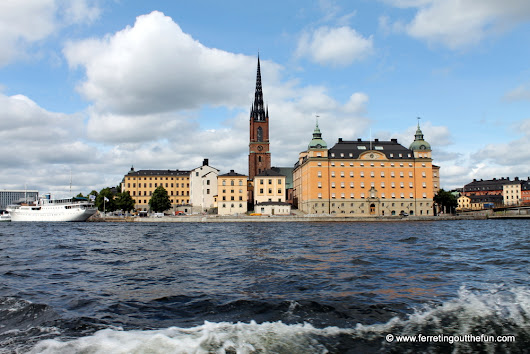 Island Hopping in Stockholm, Sweden - Ferreting Out the Fun