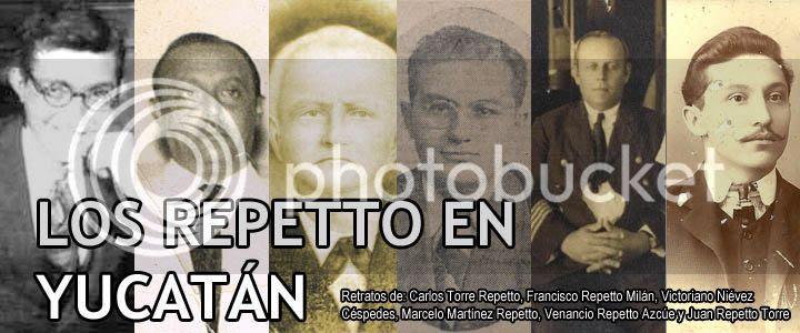 Los Repetto en Yucatán