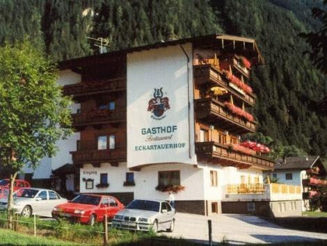 Hotel Eckartauerhof Reviews