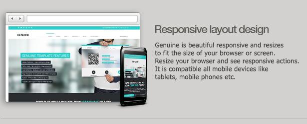 Free Premium responsive html5 theme