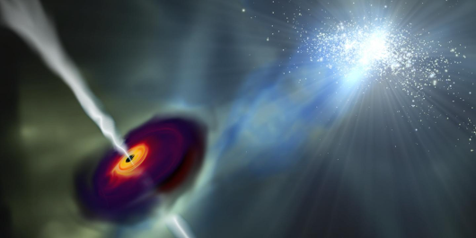 Scientists May Have Solved the Origin of Supermassive Black Holes