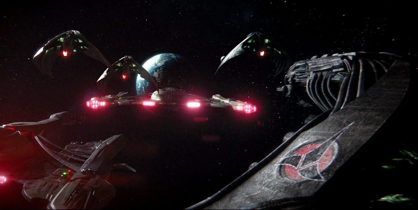 Review Eaglemoss Discovery Era Klingon Bird Of Prey Trekcore Com
