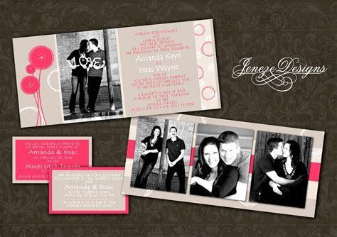 9 Wedding Invitation Card Template Photoshop