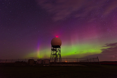 Doppler Radar Aurora
