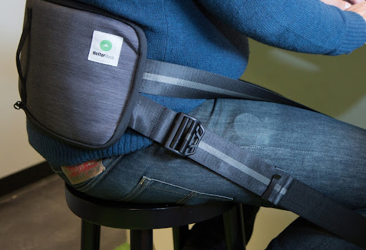 BetterBack is Back, And Killed It Again On Kickstarter