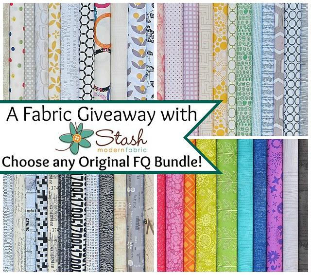 Stash Fabric's Bundle Giveaway!!