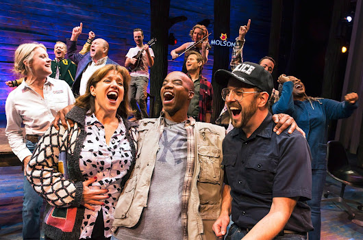 Canada's 'Come From Away' wins 5 Outer Critics Circle Awards, including best musical - NEWS 1130