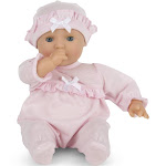 Melissa & Doug Mine to Love - Jenna Baby Doll - 12 in