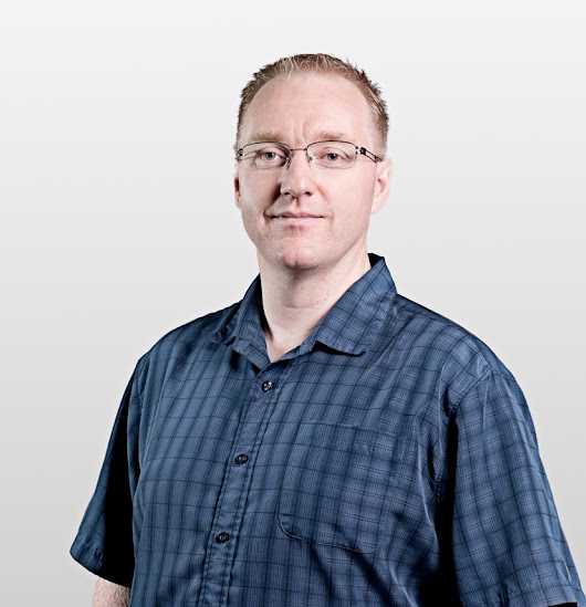 Seamus Venasse, Senior Software Developer, Make IT Solutions