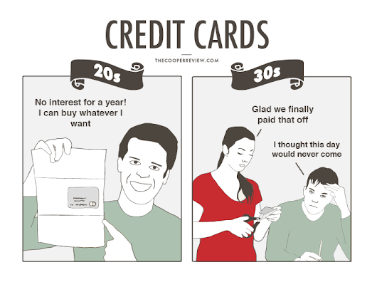 Why your 20s and 30s aren't so different after all, in five depressingly hilarious cartoons