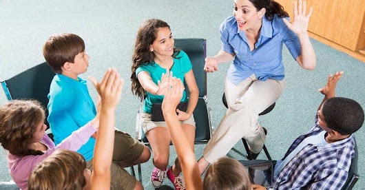 Encouraging Great Dialog in Your Classroom