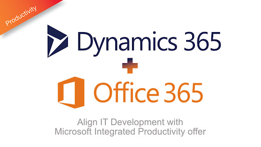 Align IT Development with Microsoft Integrated Productivity offer