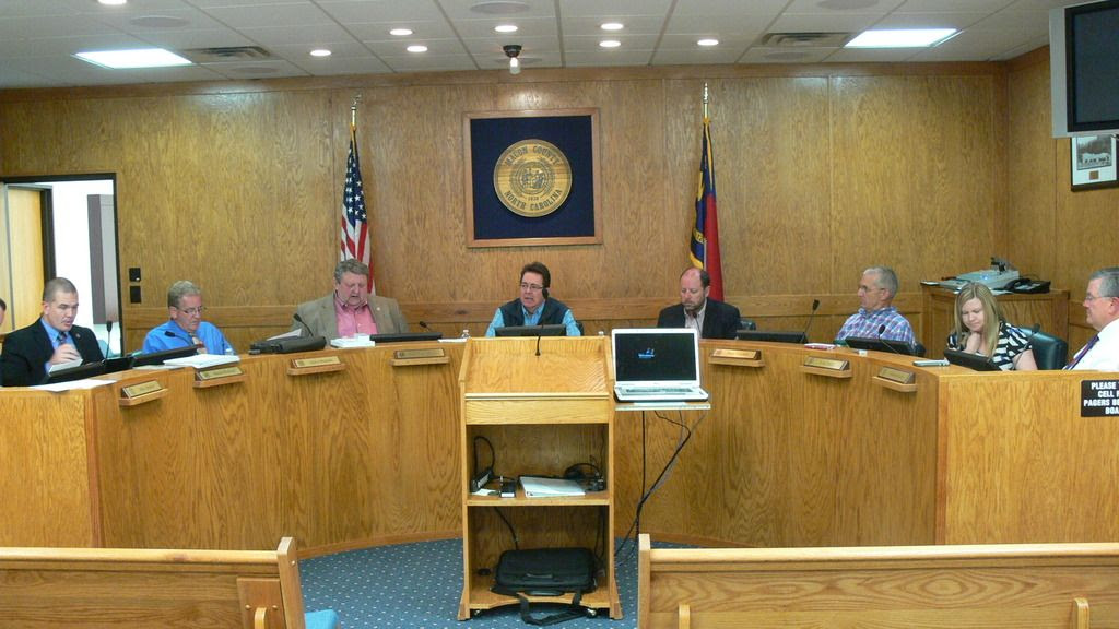 Macon County Commissioners