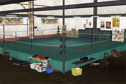 MMD Gymnasium