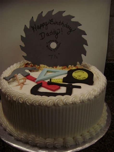 Carpenters cake   Party   Grandpa's 90th   Pinterest