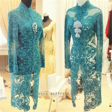 Baju Kebaya Tosca