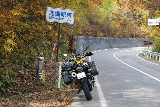 20131030福島:磐梯ツーリング