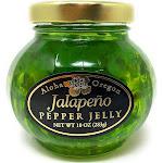 Aloha From Oregon Jalapeno Pepper Jelly, 10 oz   By Supermarket Italy