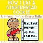 Gingerbread Description Freebie