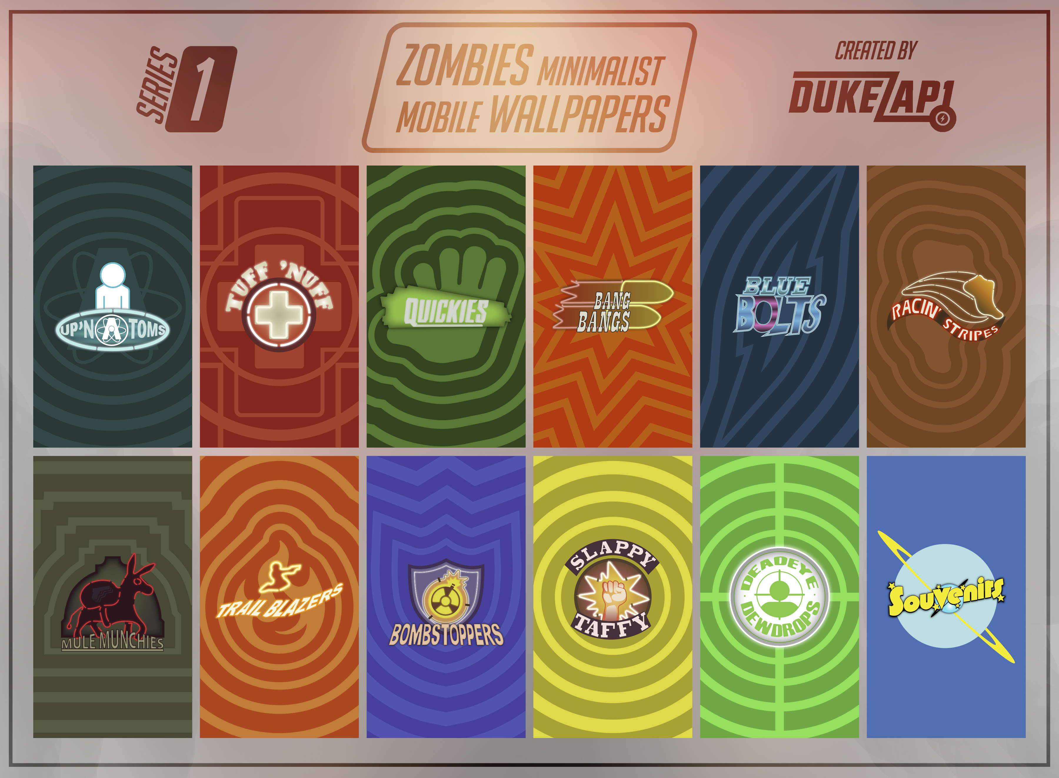 Zombies Mobile Wallpapers Chronicles Celebration 275 000