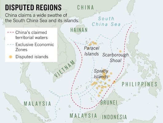Analysts: China's nine-dash line confuses oil industry