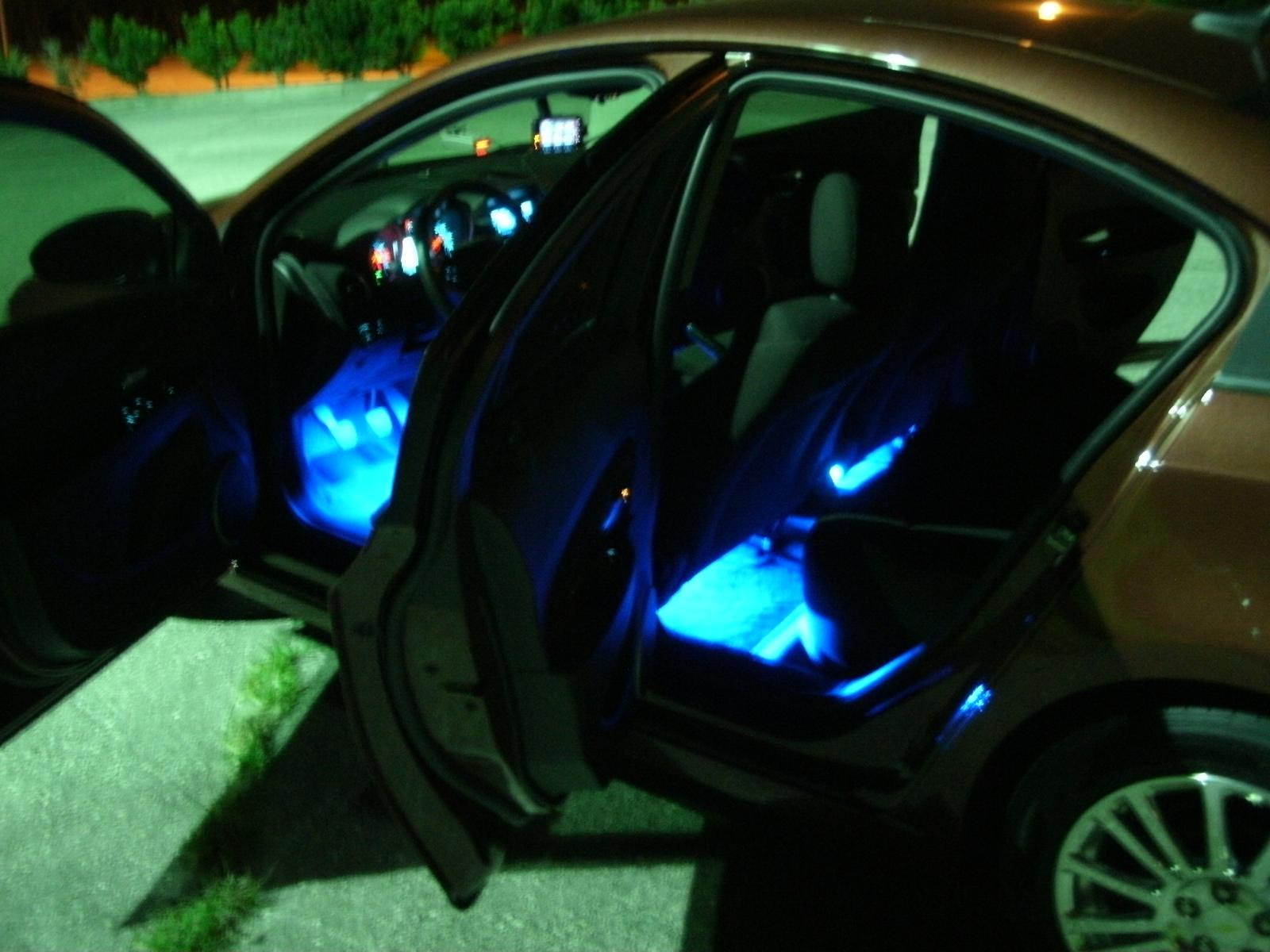 Interior led lights house ideals for Illegal to have interior car lights on