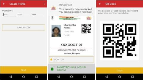 UIDAI launches official mAadhaar app for Android: Here's how to set it up