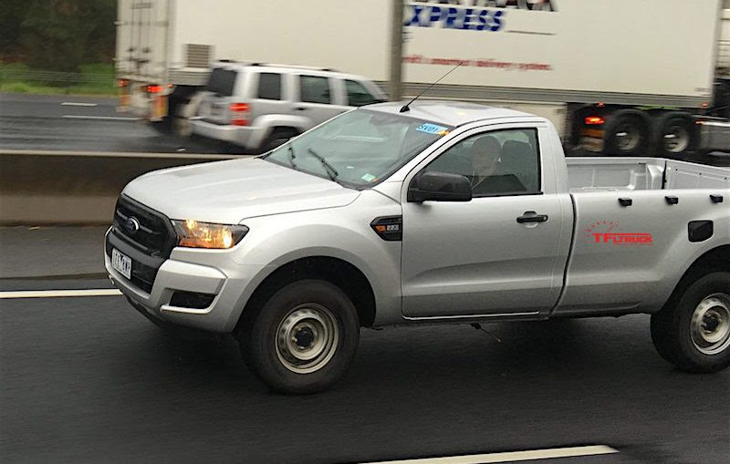 2019 Ford Ranger News Review