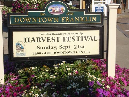 Harvest Festival - 9/21/08