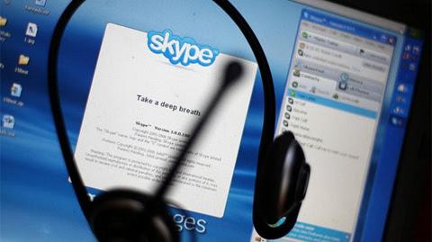 Dorkbot, thông tin cá nhân, Skype