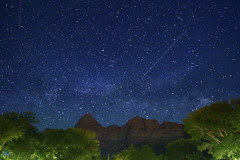 Starlight over Zion 7