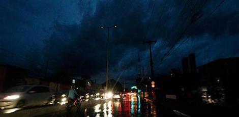 Energia está suspensa temporariamente em bairros de Olinda e Paulista / Foto Ilustrativa: JC Imagem
