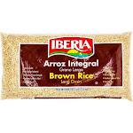 Iberia Brown Rice Long Grain Bag - 5lbs