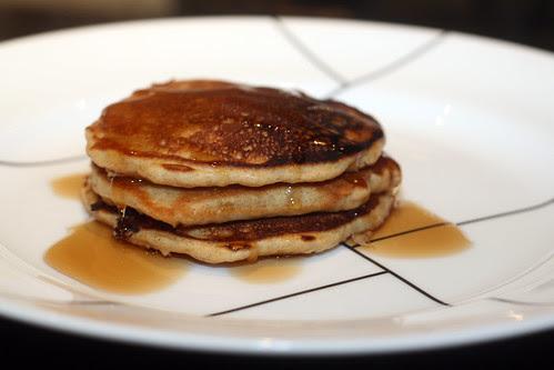 apple cider pancake