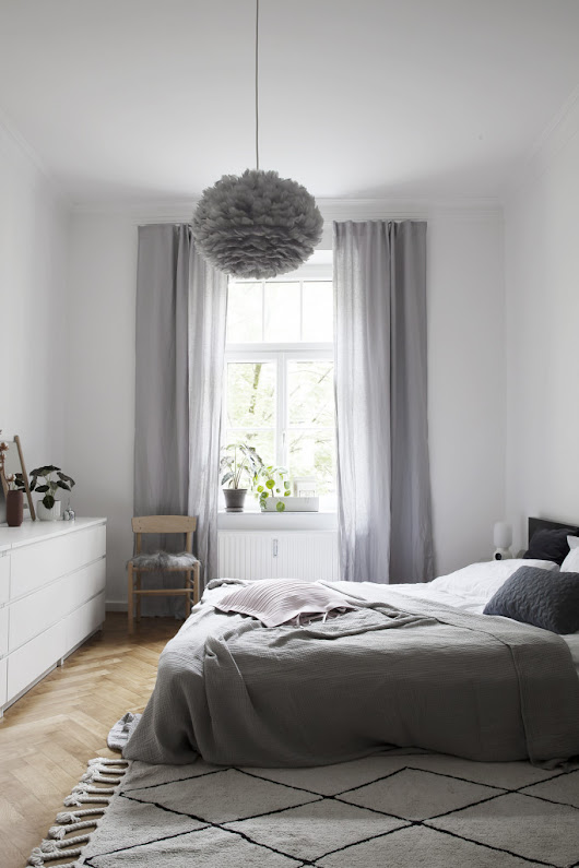 Cozy and soft bedroom look with Connox - COCO LAPINE DESIGN