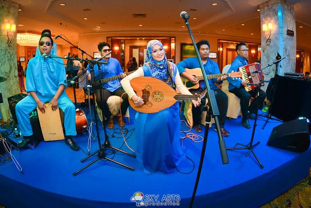 Celcom ESCAPE Launch & Raya Open House @ Shangri La Hotel KL
