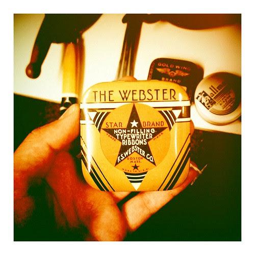 The Webster!