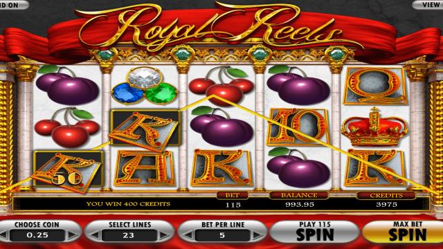 Демо игровые автоматы royal reels королевские барабаны инстаграм