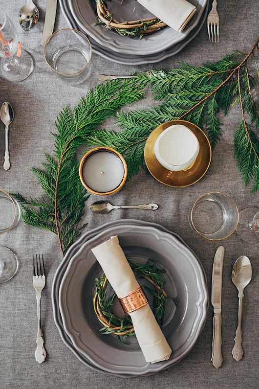 Simply Beautiful Holiday Decor