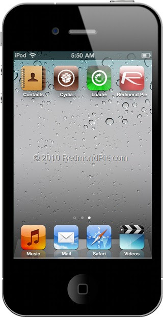 Ios 7 ipod touch 3g