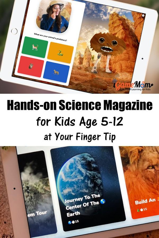 3 Easy Tips to Spark Kids Interested in Science