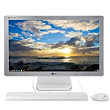 Amazon.com : LG ChromeBase 22CV241-W 22-Inch All-in-One Cloud Desktop : Computers & Accessories