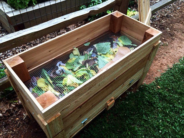 How To Build A Worm Box Using Wood Wiring Diagrams
