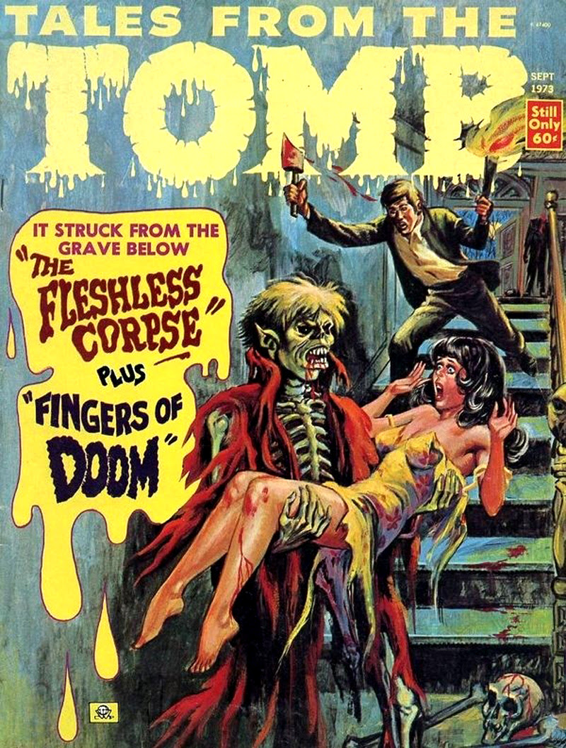 Tales from the Tomb - Vol. 5 #5 (Eerie Publications, 1973)