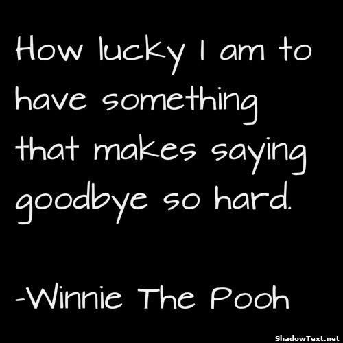 Goodbye Quotes. QuotesGram