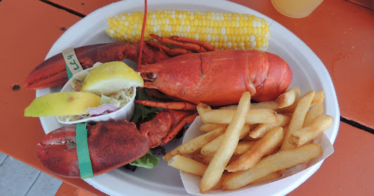 Great American lobster destinations