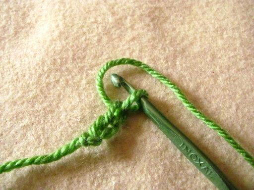 Crochet: Puntos básicos
