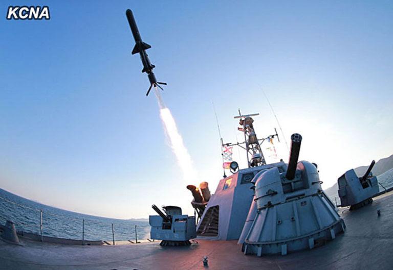 Random Things: NK Threatens to Sink U S  Carrier